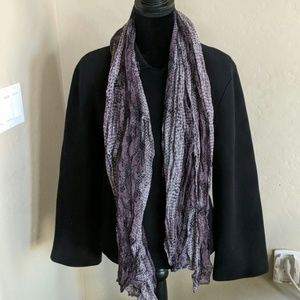 All Jazzed Up Scarf